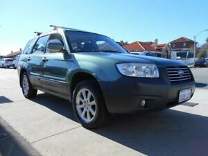 2006 Subaru Forester MY07 X Green 5 Speed Manual Wagon Fremantle Fremantle Area Preview