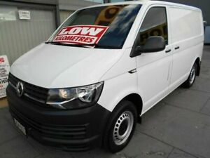 2015 Volkswagen Transporter T6 MY16 TDI 340 SWB Low White 7 Speed Auto Direct Shift Van West Hindmarsh Charles Sturt Area Preview
