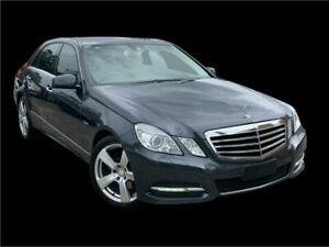 2010 Mercedes-Benz E250 212 CGI Avantgarde Grey 5 Speed Automatic Sedan Slacks Creek Logan Area Preview