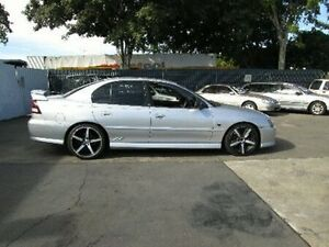 2003 Holden Commodore VY II SS Silver 6 Speed Manual Sedan Coopers Plains Brisbane South West Preview