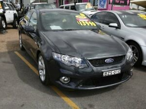 2011 Ford Falcon FG XR6 Limited Edition Grey 6 Speed Sports Automatic Sedan Mount Druitt Blacktown Area Preview