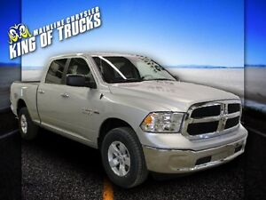 2017 Ram 1500 SLT | Keyless Entry | Auxiliary Outlet | Power Loc