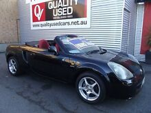 2001 Toyota Mr2 ZZW30R Spyder 5 Speed Sequential Manual Convertible Blair Athol Port Adelaide Area Preview