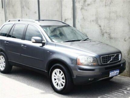 2007 Volvo XC90 P28 D5 Grey Sports Automatic Wagon