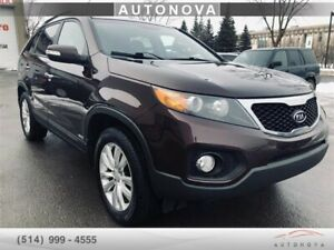 ***2011 Kia Sorento EX LUXURY PACK***AWD/FULL/TOIT/CUIR.