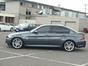 2006 BMW 320i E90 Executive Grey 6 Speed Steptronic Sedan Maidstone Maribyrnong Area Preview