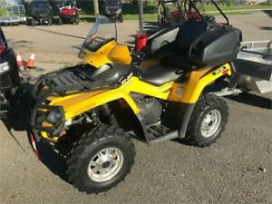 2012 Can-Am Outlander XT500 - mint - less than 1000km - $7995.00