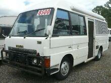 1984 Mazda T3000 Motorhome White Bus Nanango South Burnett Area Preview