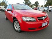 2008 Holden Commodore VE MY08 Omega Red 4 Speed Automatic Sedan Maidstone Maribyrnong Area Preview