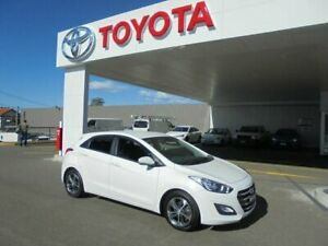 2015 Hyundai i30 GD4 Series 2 Active X White 6 Speed Automatic Hatchback South Hurstville Kogarah Area Preview