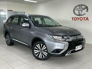 2018 Mitsubishi Outlander ZL MY19 ES 7 Seat (AWD) Grey Continuous Variable Wagon Parramatta Park Cairns City Preview
