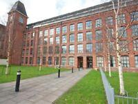 1 Bedroom Ground Floor Apartment - Victoria Mill (Reddish) £625 PM