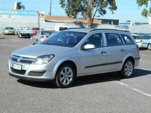 2006 Holden Astra AH MY06 CD Silver 5 Speed Manual Wagon Maidstone Maribyrnong Area Preview
