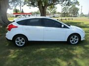 2015 Ford Focus LW MKII MY14 Trend PwrShift 6 Speed Sports Automatic Dual Clutch Hatchback Kempsey Kempsey Area Preview