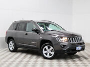 2015 Jeep Compass MK MY15 Sport (4x2) Grey 6 Speed Automatic Wagon Morley Bayswater Area Preview