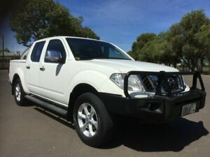 2011 Nissan Navara D40 Series 4 ST-X (4x4) 5 Speed Automatic Dual Cab Pick-up Clarence Gardens Mitcham Area Preview