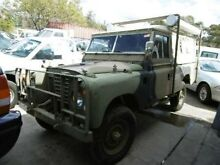 1978 Land Rover 110 series 3 4 SPEED Manual Utility Strathpine Pine Rivers Area Preview