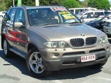 2004 BMW X5 E53 MY04 d Steptronic Beige 6 Speed Sports Automatic Wagon Bundall Gold Coast City Preview