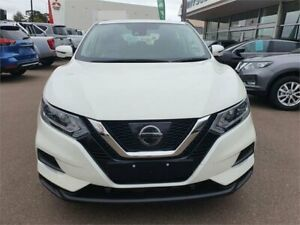 2018 Nissan Qashqai J11 Series 2 ST White Constant Variable Wagon Whyalla Whyalla Area Preview