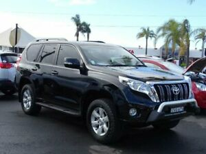 2014 Toyota Landcruiser Prado KDJ150R MY14 GXL (4x4) Black 5 Speed Sequential Auto Wagon South Nowra Nowra-Bomaderry Preview