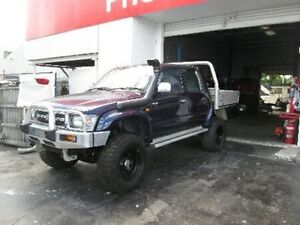 1999 Toyota Hilux LN167R SR5 Blue 5 Speed Manual Utility Coopers Plains Brisbane South West Preview