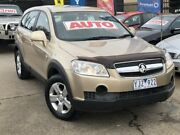 2008 Holden Captiva CG MY08 SX (4x4) Gold 5 Speed Automatic Wagon Werribee Wyndham Area Preview