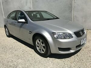 2011 Holden Commodore VE II MY12 Omega Silver 6 Speed Automatic Sedan Seaford Frankston Area Preview