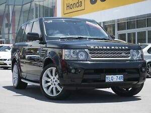 2011 Land Rover Range Rover Sport L320 11MY TDV6 Luxury Black 6 Speed Sports Automatic Wagon Pearce Woden Valley Preview