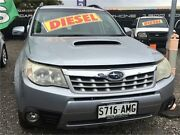 2012 Subaru Forester MY12 2.0D Silver 6 Speed Manual Wagon Elizabeth West Playford Area Preview