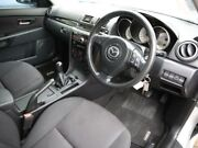 2009 Mazda 3 BK10F2 MY08 Maxx Sport Silver 5 Speed Manual Hatchback Mount Druitt Blacktown Area Preview