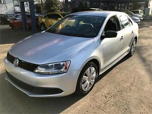 2011 Volkswagen Jetta Sedan Trendline only $69 bi weekly !!!