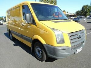 2008 Volkswagen Crafter 35 LWB HIGH ROOF Yellow Manual Van Maidstone Maribyrnong Area Preview