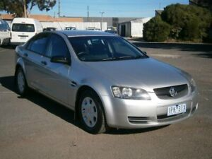 2006 Holden Commodore VE Omega (D/Fuel) Silver 4 Speed Automatic Sedan Braybrook Maribyrnong Area Preview