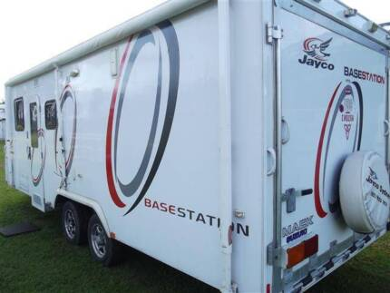 #1816 Jayco 22' Base Station shw/toilet 12rego TOY Hauler Werrington County Penrith Area Preview