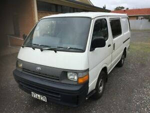 1995 Toyota HiAce RZH103R 5 Speed Manual Van Clarence Gardens Mitcham Area Preview