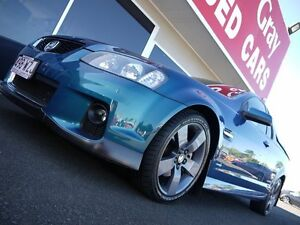 2012 Holden Ute VE II SS Thunder Green 6 Speed Sports Automatic Utility Svensson Heights Bundaberg City Preview