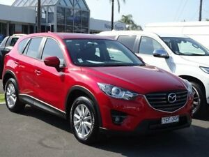 2015 Mazda CX-5 MY15 Maxx Sport (4x4) Red 6 Speed Automatic Wagon South Nowra Nowra-Bomaderry Preview