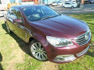 2014 Holden Calais VF V Red 6 Speed Automatic Sedan Belconnen Belconnen Area Preview