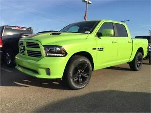 2017 RAM SPORT CREW CAB .....READY FOR DELIVERY