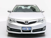 2012 Toyota Camry ASV50R Atara S Silver 6 Speed Automatic Sedan Jandakot Cockburn Area Preview