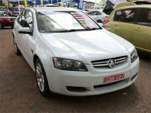 2008 Holden Commodore VE MY09 60th Anniversary White 4 Speed Automatic Sedan Mount Druitt Blacktown Area Preview