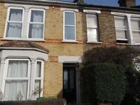Three bedroom house in Hither Green, offered unfurnished with a private garden.
