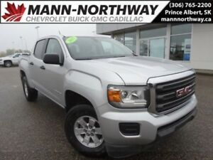 2015 GMC Canyon 2WD | Bluetooth, Cruise, Rear View Camera