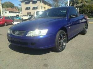 2003 Holden Ute Blue Automatic Utility Woodridge Logan Area Preview