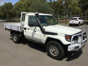 2003 Toyota Landcruiser HZJ79R (4x4) 5 Speed Manual 4x4 Cab Chassis Clarence Gardens Mitcham Area Preview