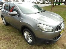 2014 Nissan Dualis J10 MY13 ST (4x2) Grey 6 Speed CVT Auto Sequential Wagon Belconnen Belconnen Area Preview