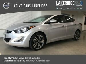2015 Hyundai Elantra GLS Sport, Loaded.