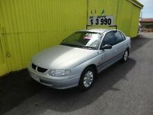 1997 Holden Commodore VT Executive Silver 4 Speed Automatic Sedan Kippa-ring Redcliffe Area Preview