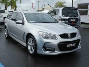 2015 Holden Commodore VF MY15 SV6 Silver 6 Speed Automatic Sportswagon South Nowra Nowra-Bomaderry Preview