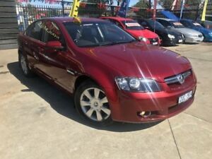 2010 Holden Berlina VE MY10 Burgundy 6 Speed Automatic Sedan Werribee Wyndham Area Preview